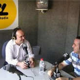 Entrevista radiofonica en 7.7 Radio